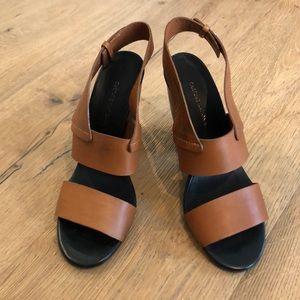 Costume National Sandal Heels BNWT Sz 40 Barneys